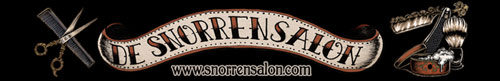 De Snorrensalon - the barbershop for your event